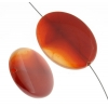 Carnelian 13x18mm Oval Approx 9Pcs